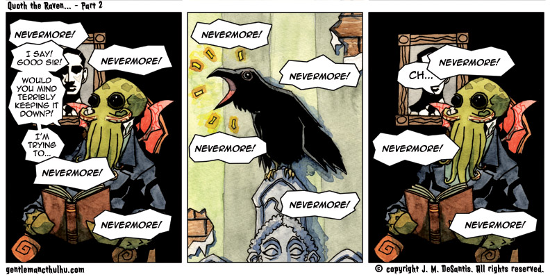 #75 – Quoth the Raven: Part 2